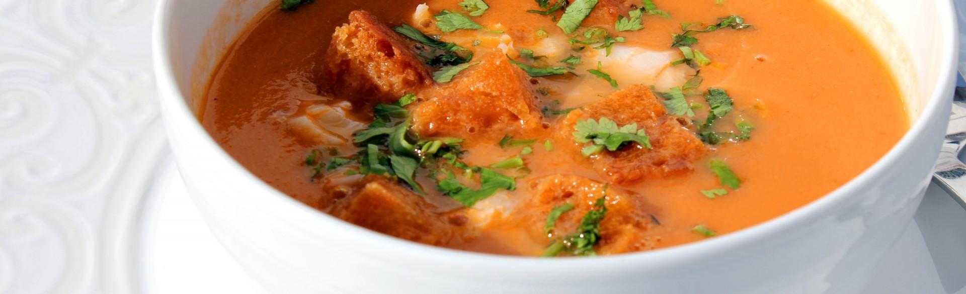 Dona Helena's fish soup
