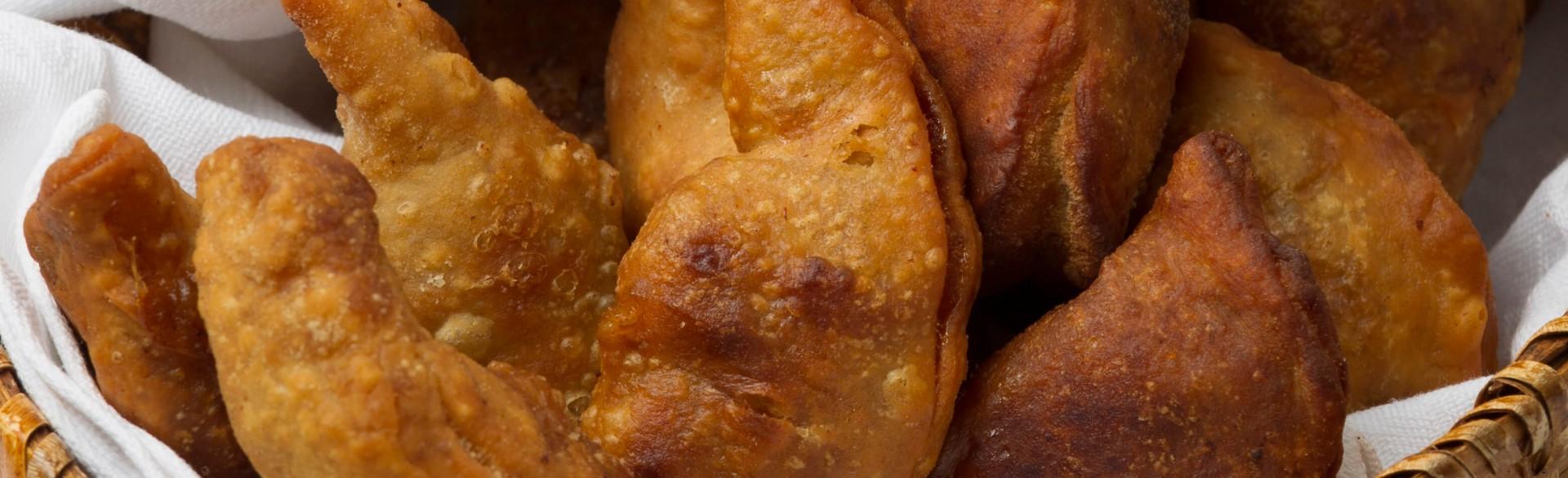 Pastel de Afogado da Boda (Traditional goat stew pastry)