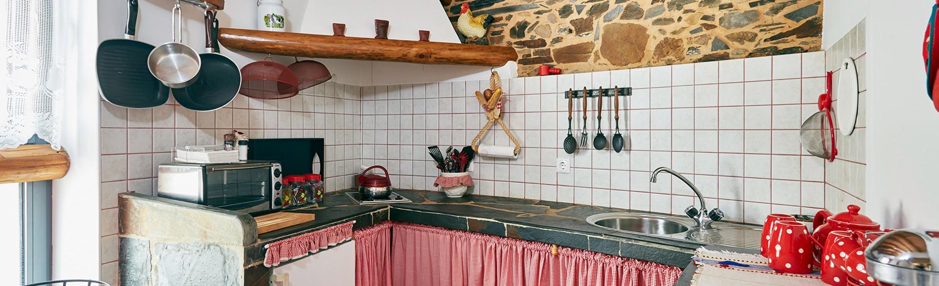 Casa do Pátio - Cozinha