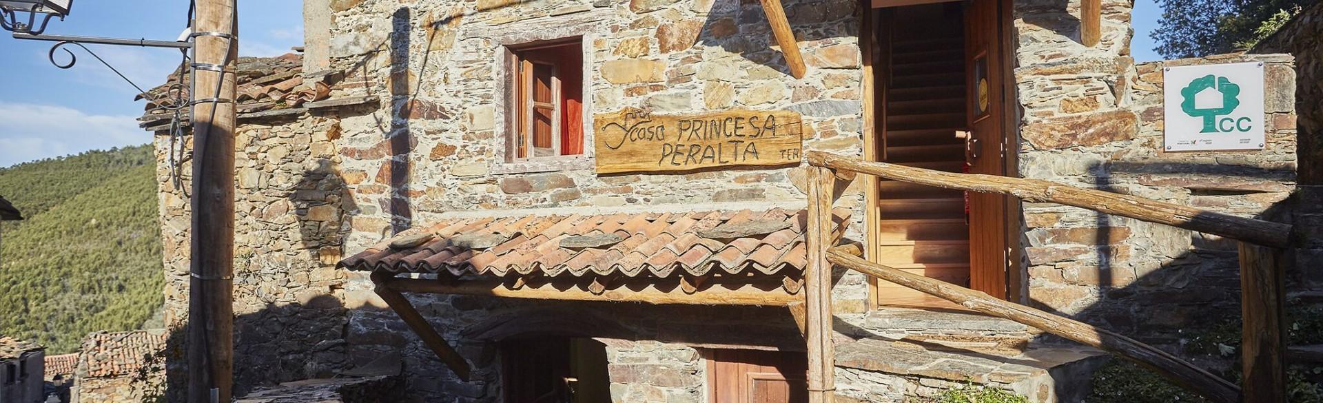 Casa Princesa Peralta - Exterior
