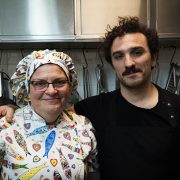 Chef Margarida Nunes e Chef Vasco Lello