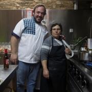 Chefe Lúcia Matias  e Chefe Rodrigo Castelo