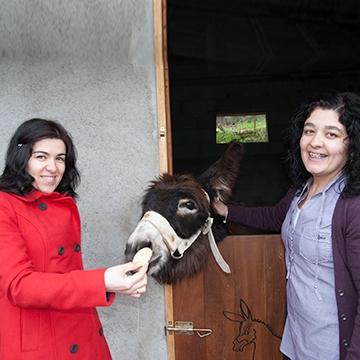 Manuela e Sónia Latado