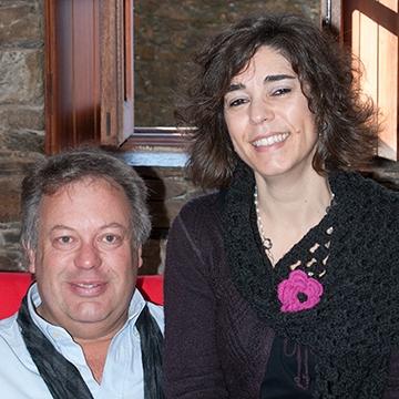 Paulo Peralta e Ana Saldanha
