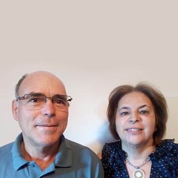 Fernanda e José Custódio