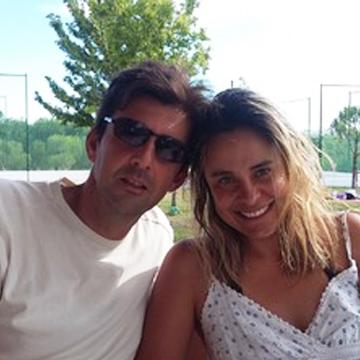 Rui e Olga Lopes
