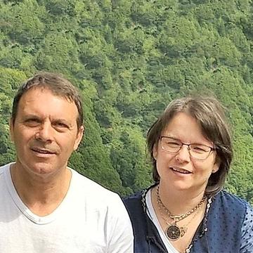Vítor Coelho e Sandra Travasso