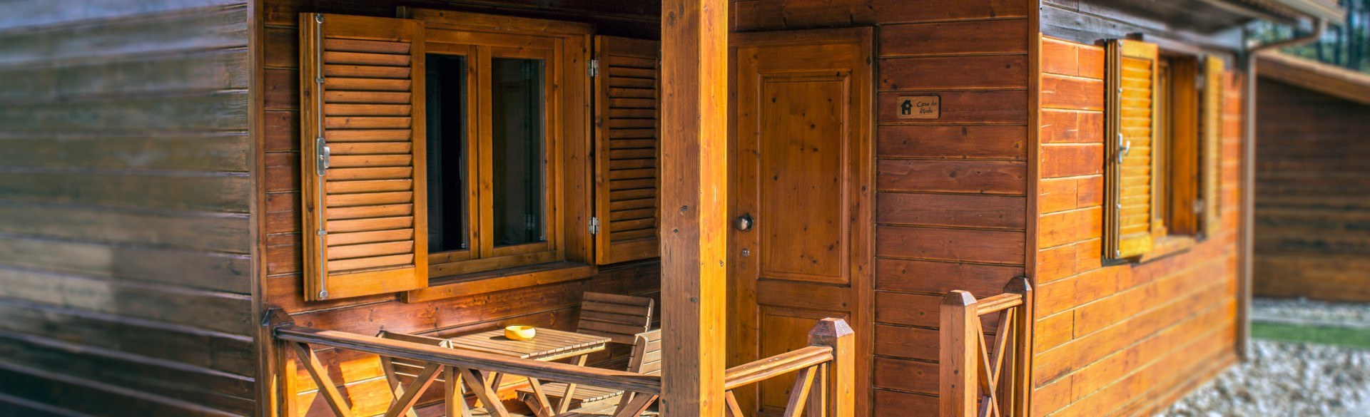 Casa do Açude - Camping Oleiros