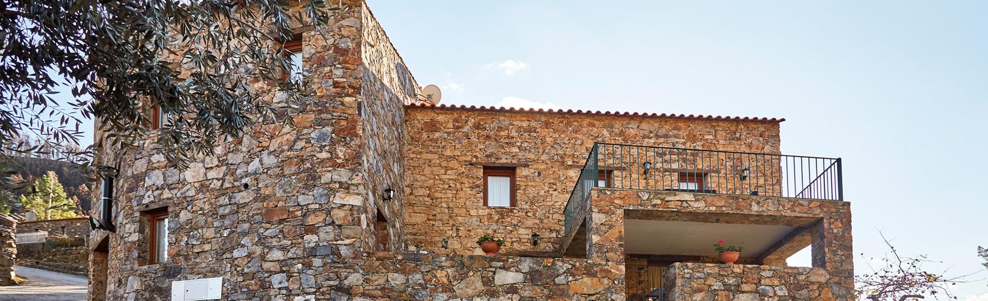 Casa Nascente - Casas de Água Formosa