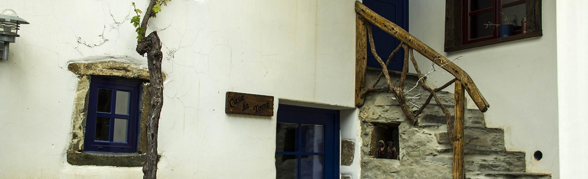 Casa da Torre - Aldeia de Camelo