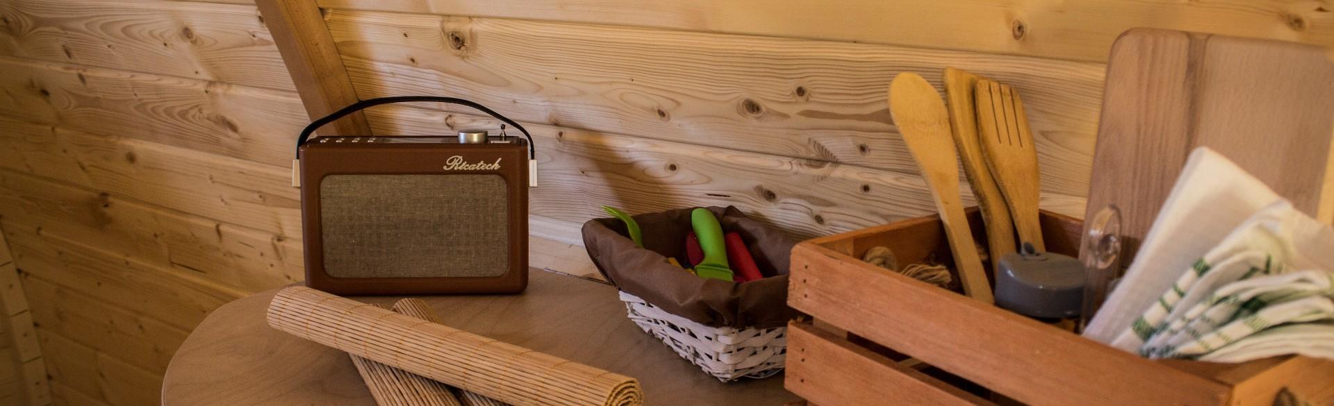 Hobbit House Verde - Camping Oleiros
