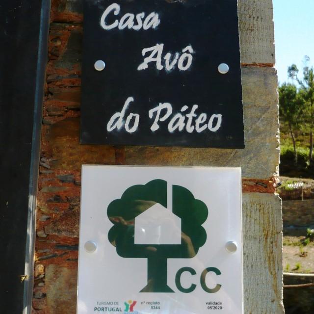 Casa Avô do Páteo - Casas do Couratão
