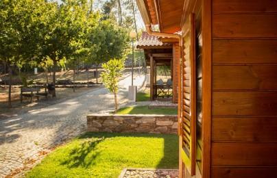 Casa da Ribeira - Camping Oleiros