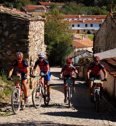 Mountain Bike Trip through Aldeias do Xisto