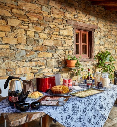Aventura e Gastronomia na Serra da Lousã - 1 noite  2 pessoas